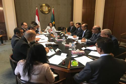 انعقاد اللجنة المشتركة الموريتانية المصرية